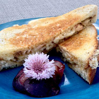 Grille-cheese épicurien