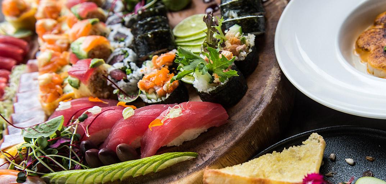 plateau de sushis du chef Nam