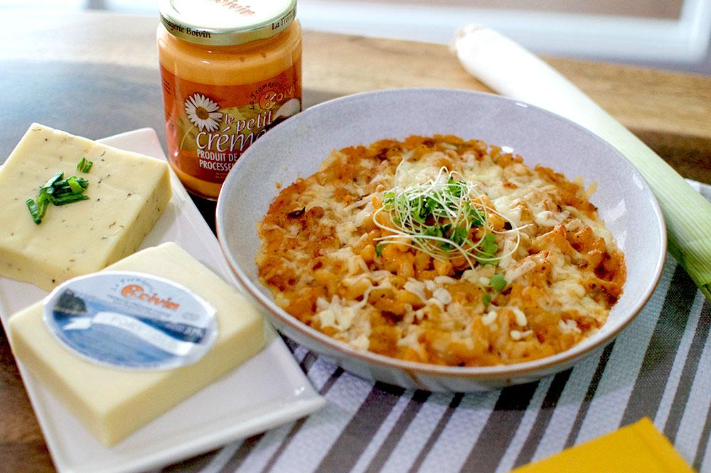 mac-n-cheese agrotourisme