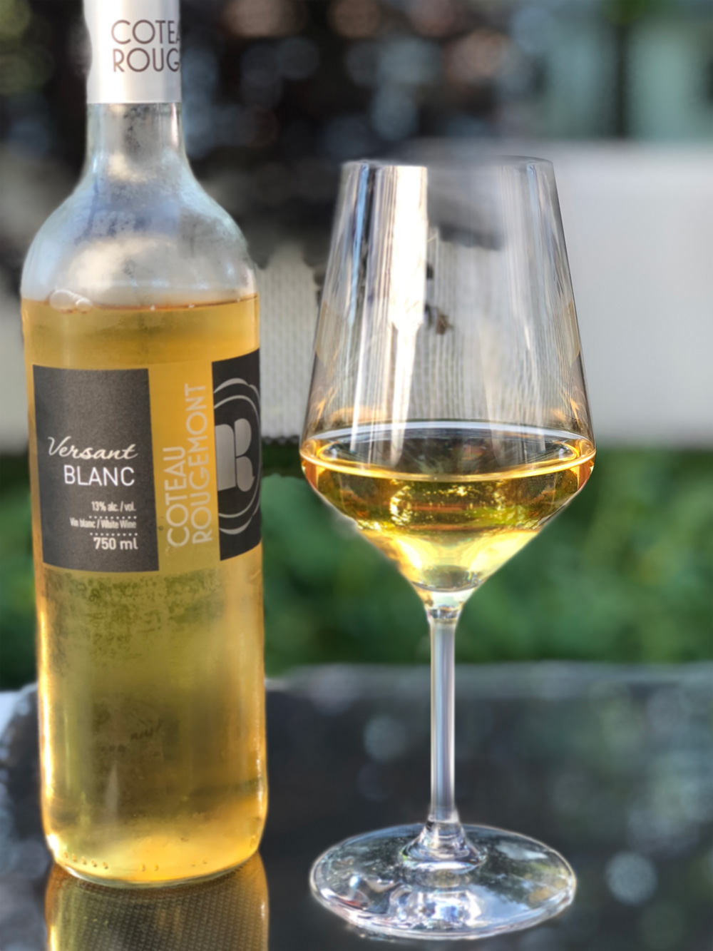vin Dorothee epicurienne blanc