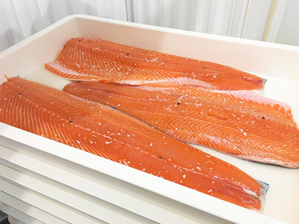 poisson La boucanerie d'henri