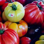 tomates ancestrales Dorothée l'épicurienne