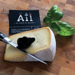 ail noir fromage Dorothée l'épicurienne la une