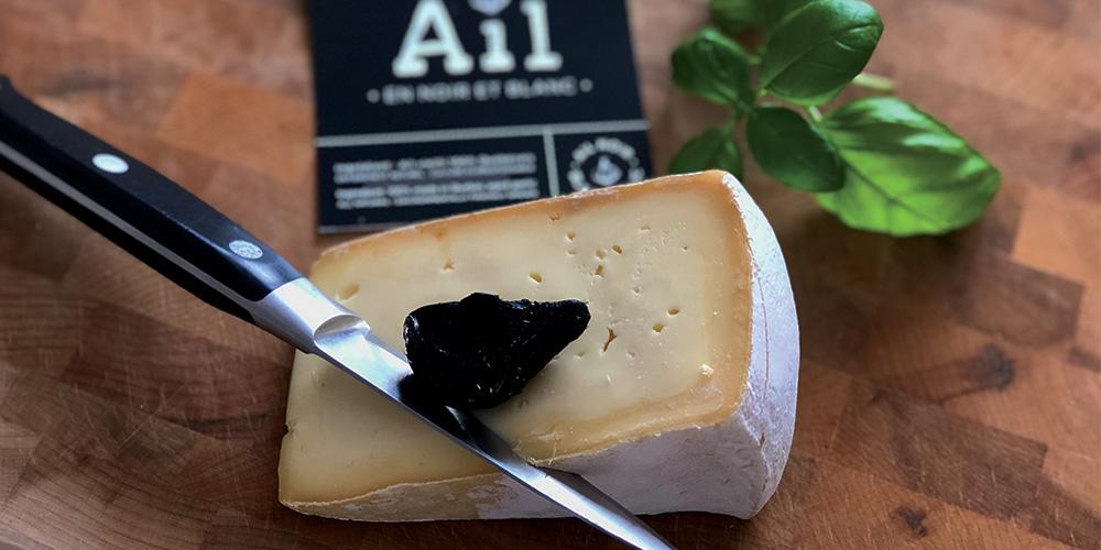 ail noir fromage Dorothée l'épicurienne