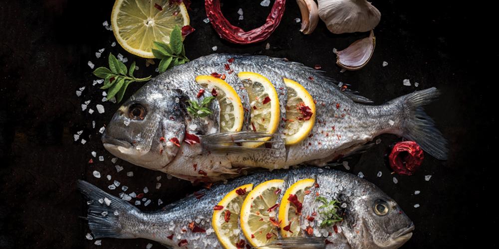 poissons ail noir Dorothée l'épicurienne